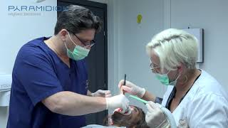Immediate loading with 6 Pyramidion implants - Dr. Yoav Leiser
