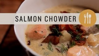 Salmon Chowder - Superfoods