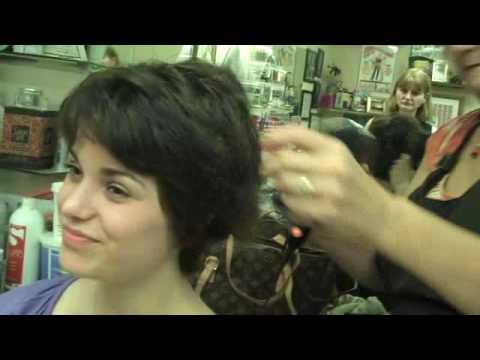 Les Miserables Vlog 2 Fantine Hair