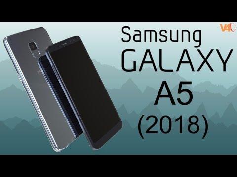 Samsung Galaxy A5 2018 Final Full Reviews First Look - Harga & Spesifikasi A Series A5 akan hadir Fe.