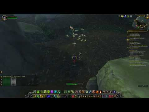 World Of Warcraft Catching The Oodelfjisk Legion Fishing Guide