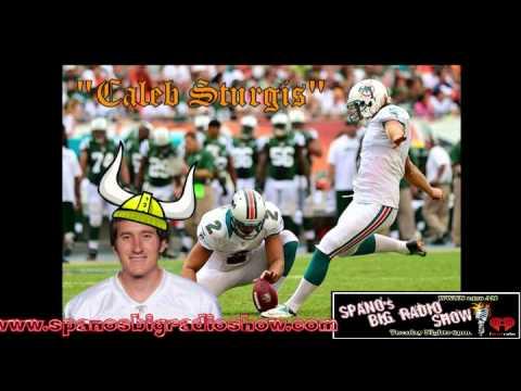 Caleb Sturgis SBRS 10-8-13