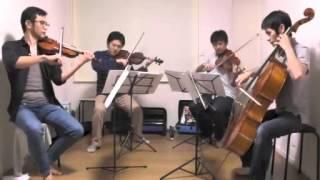 Rudra no Hihou - Battle Medley /【弦楽四重奏】ルドラの秘宝 ボス戦メドレー