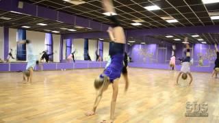 Обучение детей в школе танцев Swagger Dance Studio