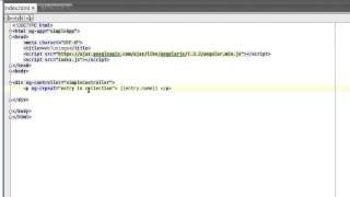AngularJS Tutorial - ng-repeat-start and ng-repeat-end