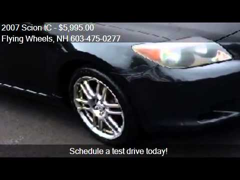 2007 Scion Tc For In Danville Nh 03819 At The Flying W Wheels
