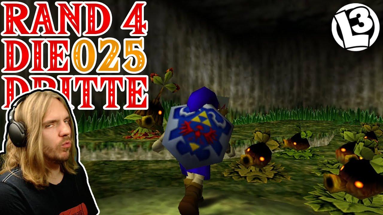 Zelda Ocarina of Time - Randomizer 4 0 DREI [#025