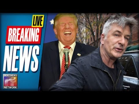 BREAKING: Trump's Reaction to Alec Baldwin's Arrest over A Parking Space is ABSOLUTELY PRICELESS