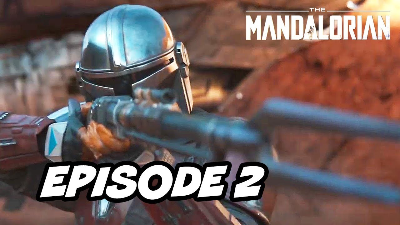Baby Yoda finds happiness in The Mandalorian episode 4