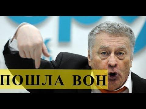 Жириновский ОТПРАВИЛ  Собчак в ПСИХУШКУ! Он НЕ СДЕРЖАЛ свой ОБИДЫ за Жириновский КЛОУН - Смотреть видео онлайн