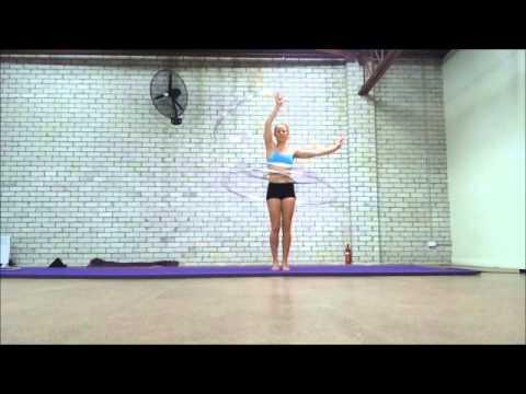 Hula training 2015