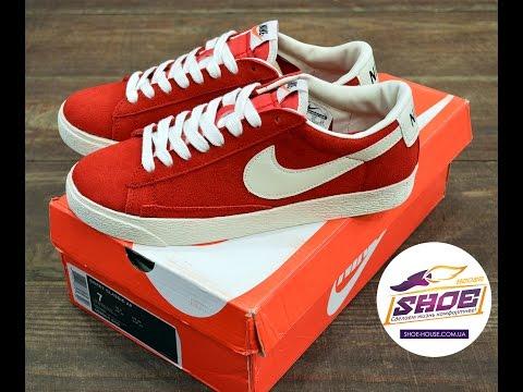 Красные мужские кроссовки Nike Sweet Classic AP