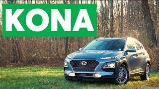 2018 Hyundai Kona Quick Drive | Consumer Reports