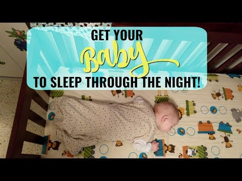 Baby Bedtime Routine | 4 Month Old Bedtime