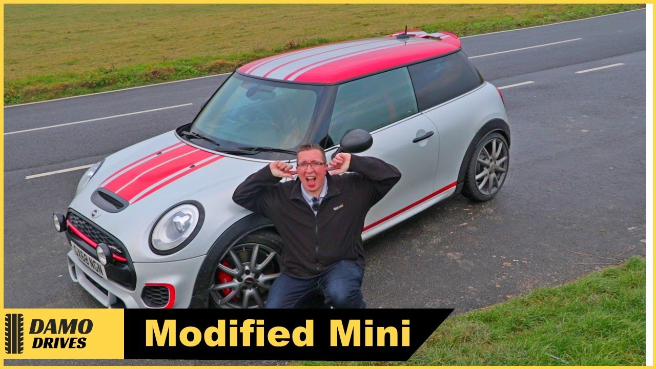 2019 Mini Jcw Review With Pro Tuning Kit And Loud Jcw Pro Exhaust