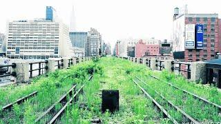 Street View strolls down the High Line Park