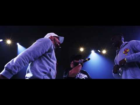 IMMIGRANDZ vs LA SMALA // SEMI FINAL / BATTLE ONE 2018