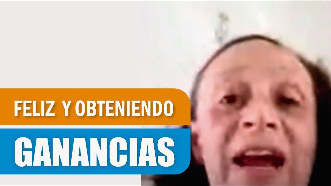 👉 OBTENGO GANANCIAS 💰📈  Y Soy Plenamente Feliz 😄  : Lourdes Galán