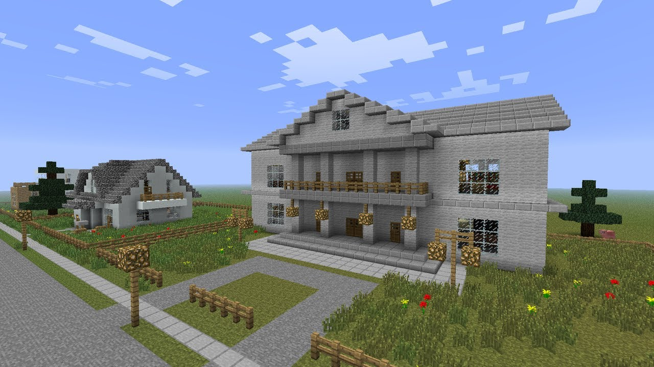 minecraft how to build a mansion minecraft mansion