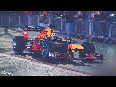 Red Bull F1 Showrun Belfast 2018