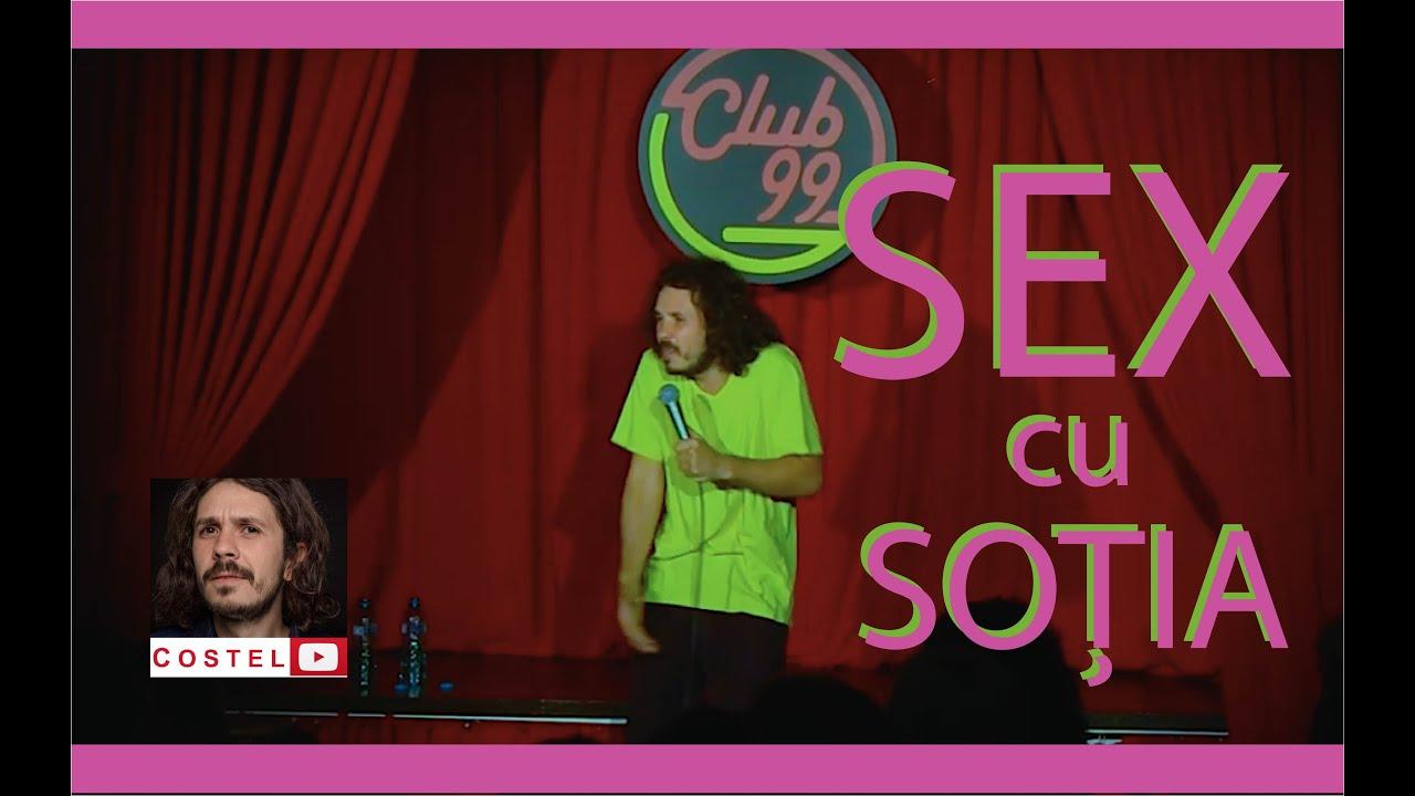 COSTEL | Sex cu sotia | Stand-up comedy