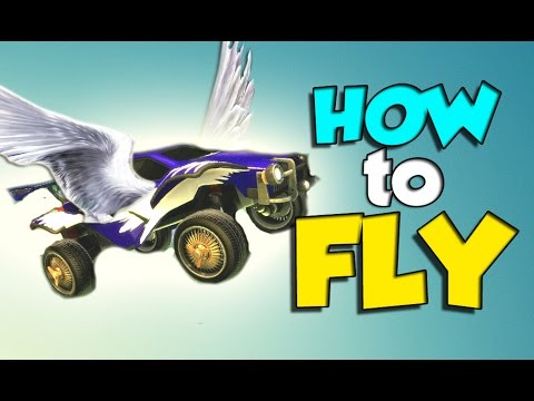 Rocket League SECRETS - Tips, Tricks, and HOW TO FLY!