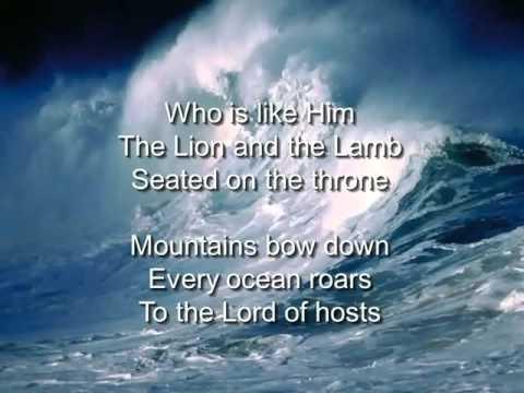 Praise Adonai   Paul Baloche with Lyrics