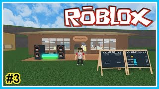 ACHETER THE SAME DJ TABLE OF NEW TIPI-RESTAURANT TYCOON #3-ROBLOX INDONESIA