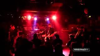 DIVE -billy jean @An Club (Athens_12.11.2011)
