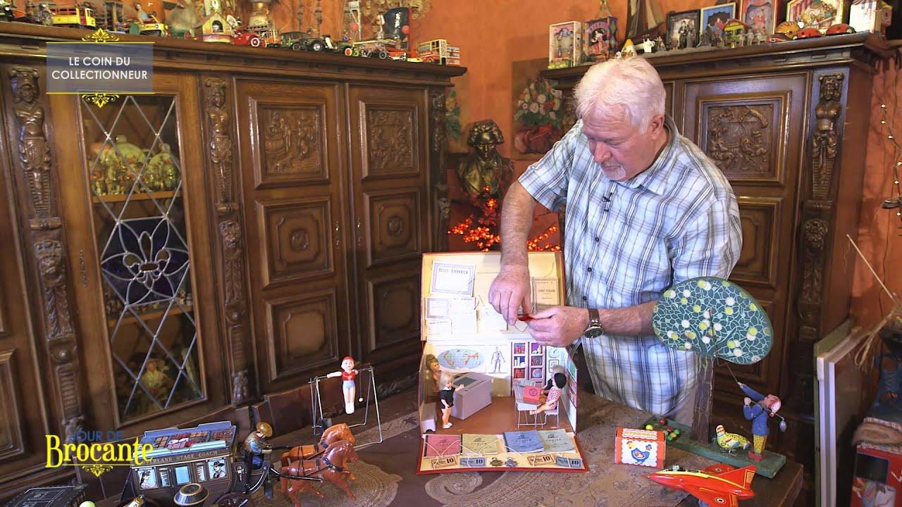 Le coin du collectionneur les jouets anciens jour de - Salon du jouet ancien ...