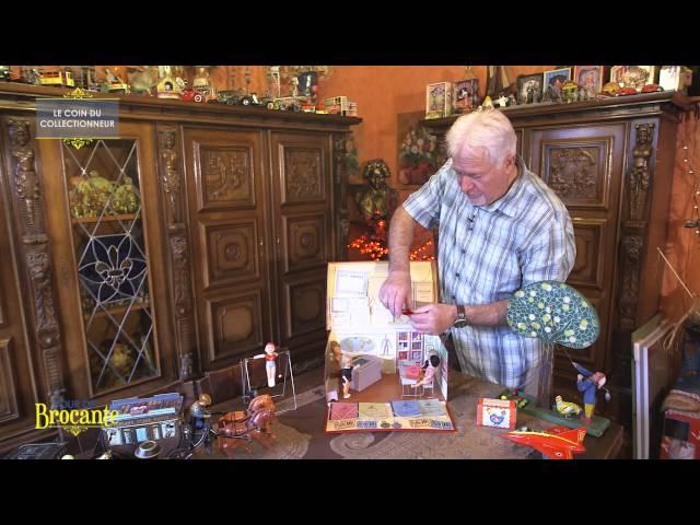 Le coin du collectionneur les jouets anciens - Jour de Brocante