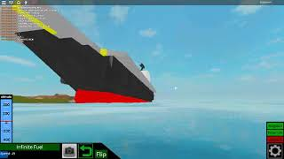 Roblox Plane Crazy (SHOWING) aircraft carrier