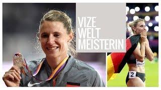 Willkommen zurück, Carolin Schäfer! | Leichtathletik-WM London | Eintracht Frankfurt