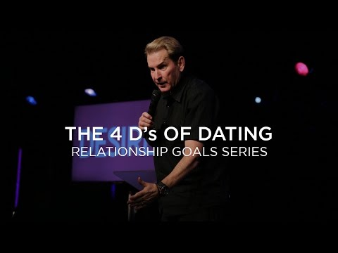 The 4 Ds Of Dating | Pastor Rich Wilkerson Sr