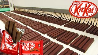 Kit Kat Factory | How Kit Kats Are Made In Factory | How It's Made Kit Kat | Food Factory ➤#10