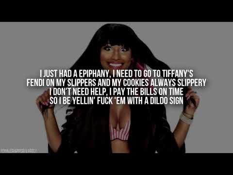Trina & Nicki Minaj - 5 Star (Remix) [Verses - Lyrics]