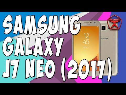 Samsung Galaxy J7 NEO (2017) / Арстайл /
