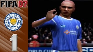 FIFA 07 - Manager Mode - Leicester City - Part 01