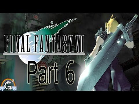 Final Fantasy VII Part 6 // Grease Lightning!