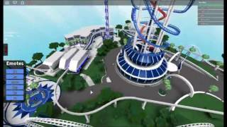 ROBLOX: Gravity Oasis Theme Park - StarMarine614 - Gameplay nr.0694