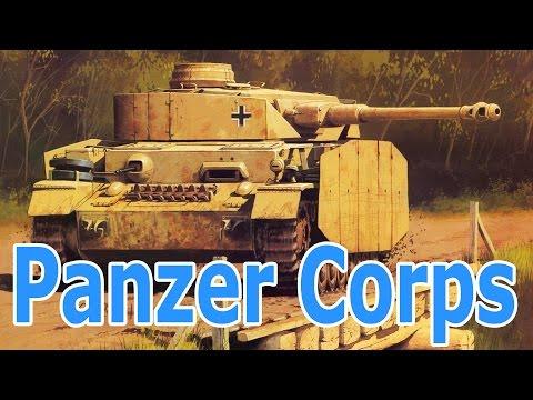 Panzer Corps почти как Panzer General