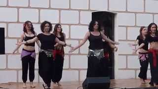 """Habibi ya eini""-Dansa del Ventre Can Basté 2014 (Festa Major Turó de la Peira)"