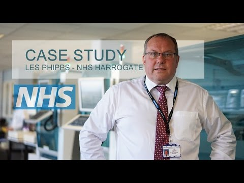 Case Study: NHS Harrogate and District
