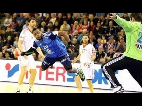 EHF EURO 2014 | FRANCE vs CROATIA - Main Round (Group 2)
