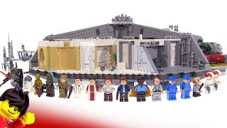 QUICK look: LEGO Star Wars Betrayal at Cloud City set in person! 75222