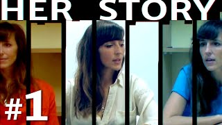 Her Story - Part 1, Amazing Murder Mystery Game (Gameplay / Walkthrough)