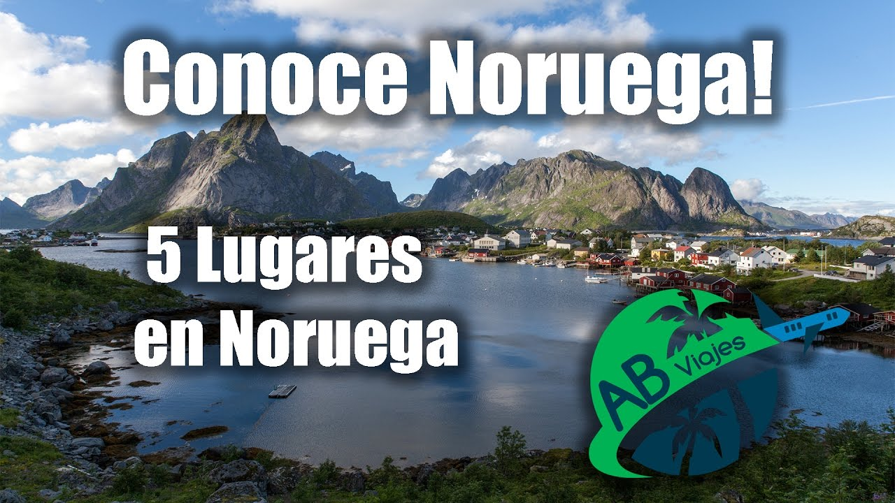 Vacaciones en noruega 5 cosas que hacer ab viajes youtube - Que hacer en vacaciones ...
