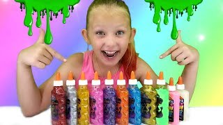 Video ALL COLORS OF GLUE SLIME CHALLENGE!!! - Magic Box Toys Collector download MP3, 3GP, MP4, WEBM, AVI, FLV Agustus 2018