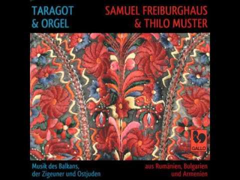"""Samuel Freiburghaus & Thilo Muster - Suita romanesca: Doina """"Sus pe culmea dealului"""""""
