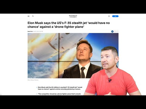Has the Fighter Jet Era Ended? Elon Musk Thinks So!